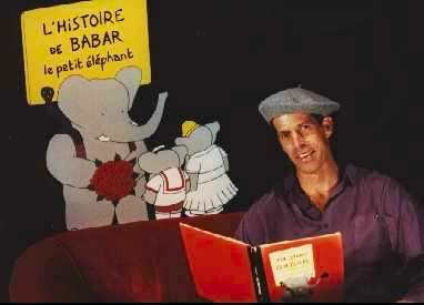 Steven Patterson in Babar